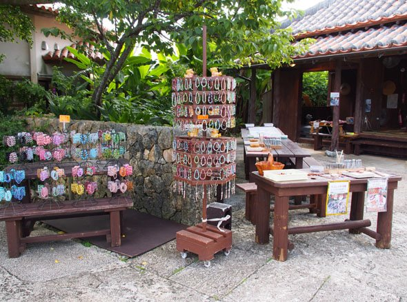 琉球王国城下町散策