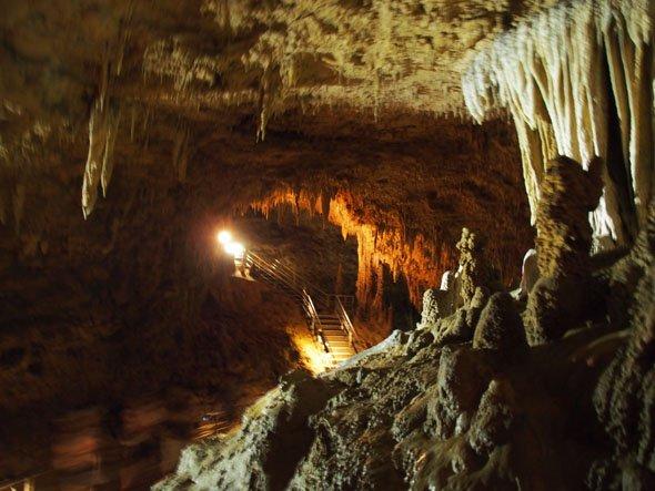 玉泉洞出口