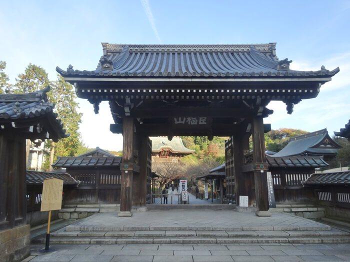 建長寺巨福門