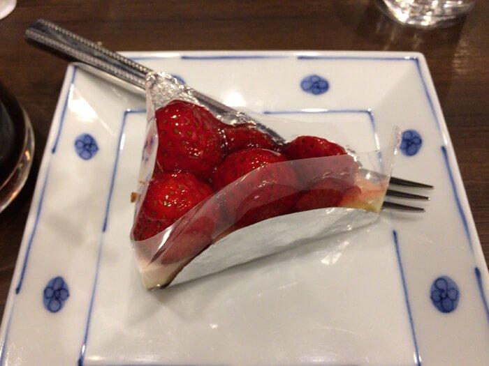 洋麺屋五右衛門デザート