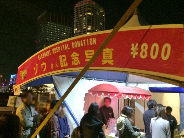 木下大サーカス横浜公演