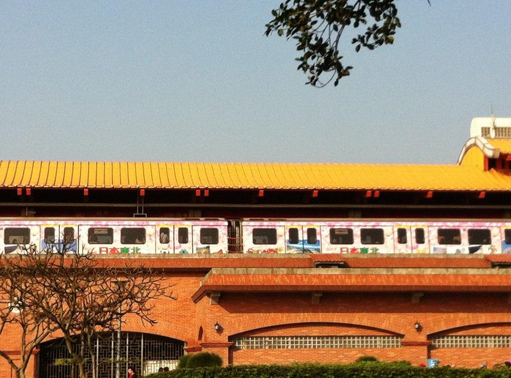 台湾の電車「日本東北」